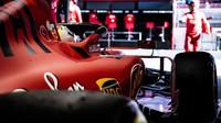 Sebastian Vettel v rámci druhých předsezonních testů v Barceloně