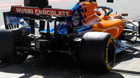 Carlos Sainz v rámci druhého dne druhých předsezonních testů v Barceloně