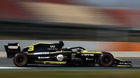 Daniel Ricciardo v rámci posledního dne druhých předsezonních testů v Barceloně