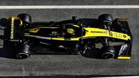 Nico Hülkenberg v rámci posledního dne druhých předsezonních testů v Barceloně