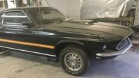 Ford Mustang Mach 1 z roku 1969 stál téměř 40 let odstavený v garáži