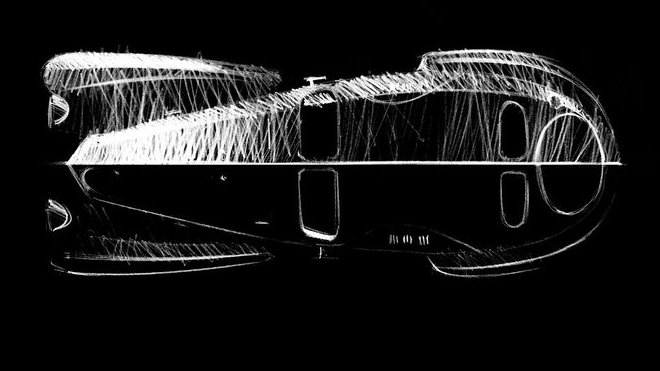 Původní Bugatti 57 SC Atlantic