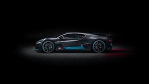 Tisková konference Bugatti ze Ženevy