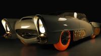 Na autosalonu v Ženevě se představí zrenovovaný vůz Golden Sahara II