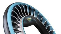 Goodyear Aero - studie pneumatik pro autonomní létající automobily