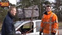 Známý YouTuber vyzkoušel řídit auto stejně jako Mr. Bean. A překvapivě vše fungovalo