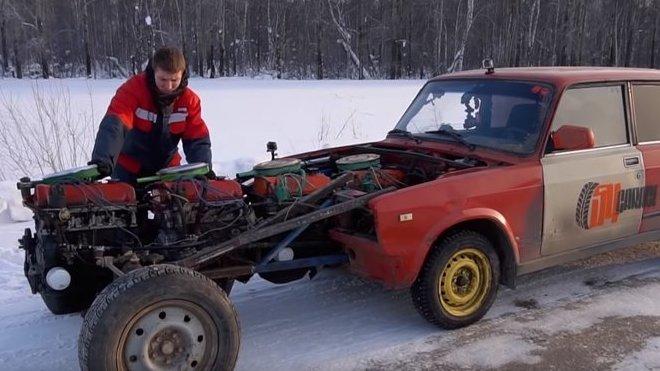 Klasická Lada dostala čtyři motory v řadě, příliš dlouho však nevydržela