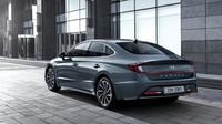 První snímky nové generace Hyundai Sonata