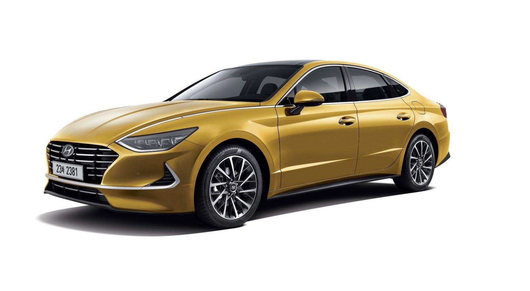 Hyundai Sonata odkrývá novou tvář, sází hlavně na sportovnost