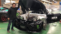 Nová Toyota GR Supra dostala legendární motor Toytoa 2JZ-GTE