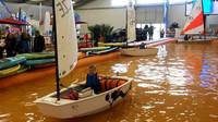 Fotografie z nedávného veletrhu For Caravan a For Boat