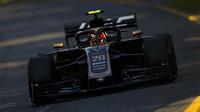 Kevin Magnussen v kvalifikaci v Melbourne