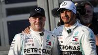 Piloti Mercedesu jsou prostě k nezastavení (ilustrační foto)