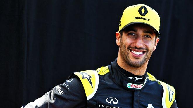 Daniel Ricciardo příští rok skončí u McLarenu