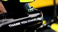 Vzpomínka na Charlieho Whitinga v Melbourne