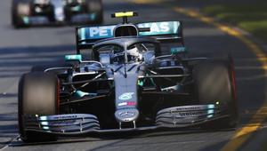 Mercedes po vítězství dál vyhodnocuje aerodynamické koncepty soupeřů - okopíruje Ferrari? - anotační obrázek