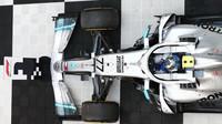Valtteri Bottas po úspěšném závodě v Melbourne