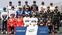 Souboje týmových kolegů: porovnání kvalifikačních a závodních výsledků sezóny 2019