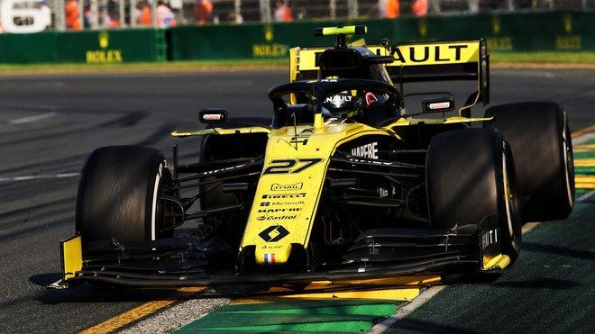 Nico Hülkenberg projel cílem úvodního závodu sezóny 2019 jako sedmý se ztrátou jednoho kola na Mercedes