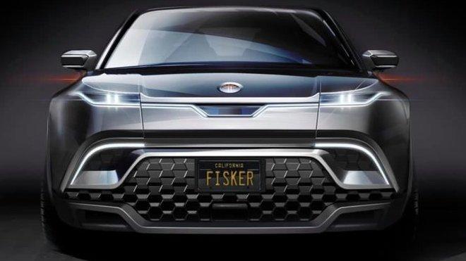 První skica dostupného elektrického SUV Fisker