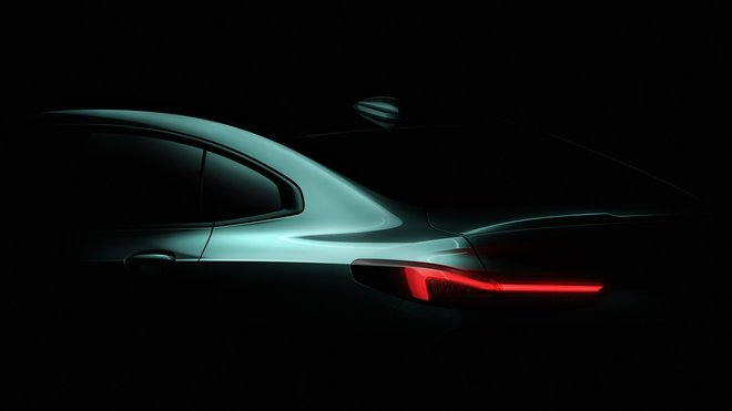BMW řady 2 Gran Coupé