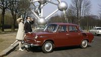 Před 55 lety byla představena Škoda 1000 MB, jeden ze zásadních milníků v historii automobilky - anotační foto