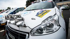 Peugeot Rally Cup CZ má svůj web - anotační obrázek
