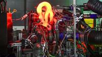 Audi se pochlubila novým závodním motorem, 2.0 litrový čtyřválec ukrývá přes 610 koní - anotační foto