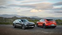Porsche Cayenne Coupe: Stylové, výkonné a nabité technologiemi - anotační foto