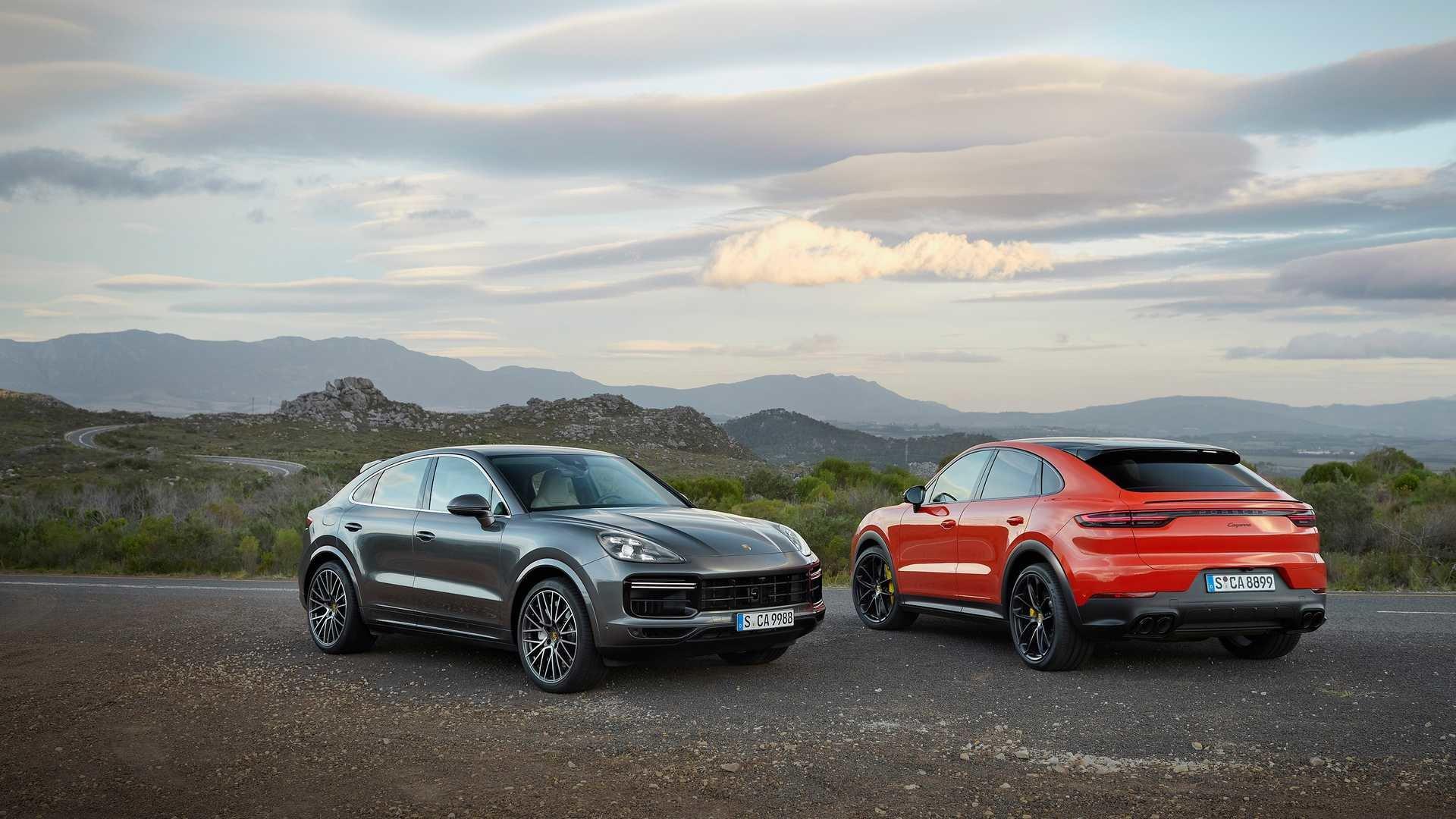 Porsche Cayenne Coupe: Stylové, výkonné a technologiemi nabité SUV - anotační obrázek