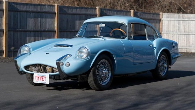 Sabra GT Coupe 1964