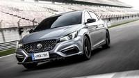 MG se vrací ke kořenům, nový model je především o sportovní jízdě - anotační foto