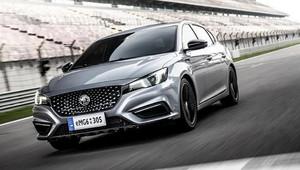 MG se vrací ke kořenům, nový model je především o sportovní jízdě - anotační obrázek