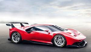 Ferrari P80/C: Unikátní okruhový speciál je extrémní v každém detailu - anotační obrázek