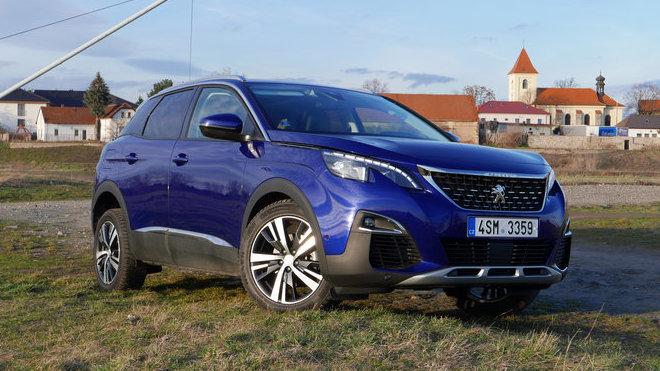 Peugeot 3008 Allure 1.5 BlueHDi 130