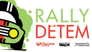 Rally dětem – zveme děti do servisu 38. KOWAX Valašské Rally ValMez - anotační obrázek