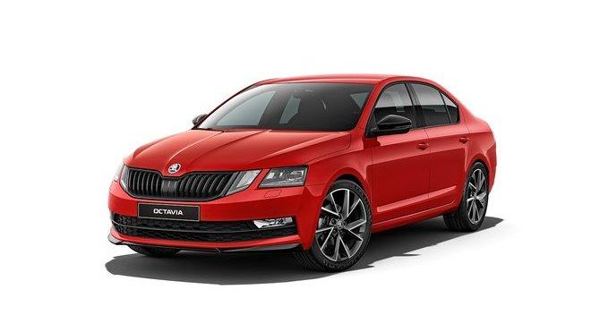 Škoda Octavia nejprodávanější vůz roku 2019