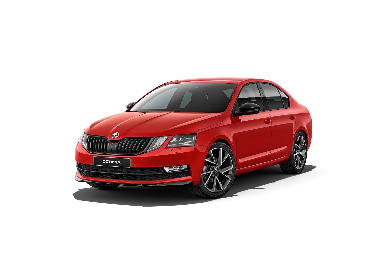 Škoda Octavia s paketem Dynamic Plus
