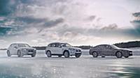 Elektromobilita v extrémních podmínkách: BMW iX3, BMW i4 a BMW iNEXT v zimních testech na polárním kruhu.