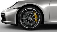 Karbon-keramické brzdy (PCCB) na novém Porsche 911