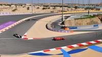 Trénink v Bahrajnu