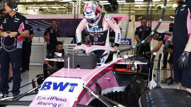 """Zůstane nakonec """"Checo"""" v F1? Šance pořád existuje (ilustrační foto)"""