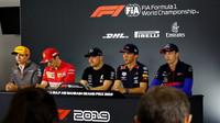 PROHLÁŠENÍ po závodě v Rakousku: Nadšení u McLarenu - anotační foto