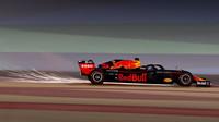 Max Verstappen jiskřil v tréninku v Bahrajnu
