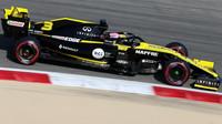 Daniel Ricciardo v tréninku v Bahrajnu
