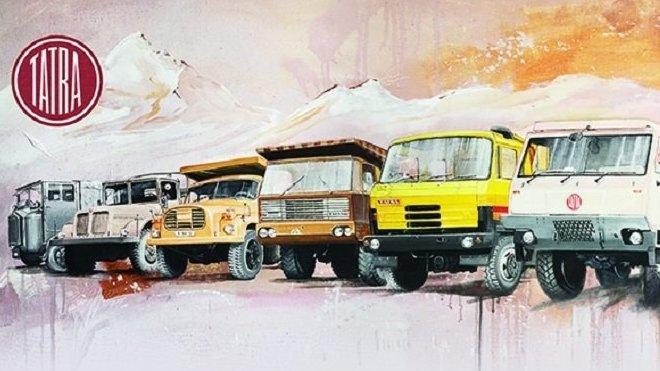 Značka Tatra vznikla před 100 lety
