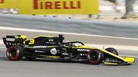 Daniel Ricciardo v kvalifikaci v Bahrajnu