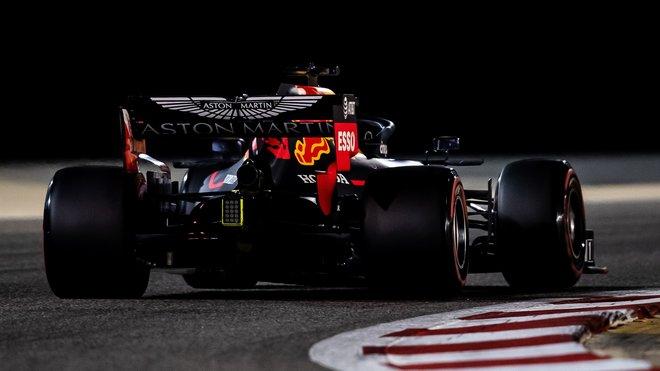 Max Verstappen v Bahrajnu