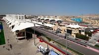 Sobotní trénink v Bahrajnu