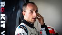 Robert Kubica v tréninku v Bahrajnu